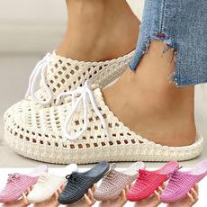 Summer, Sandals, Women Sandals, leather