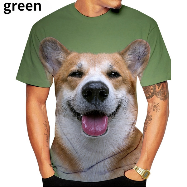 Plus Size, Animal, animaltshirt, Man t-shirts