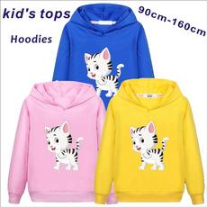boyspikachuhoodie, Kitty, childrenhoodiesforwinter, cartoonkidscoat