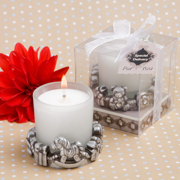 Candleholders, votive, Candle, Party Favors