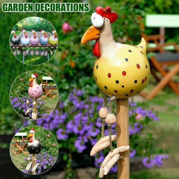 decoração, Garden, Ceramic, Ornament