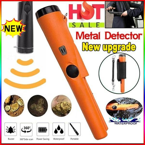 undergroundmetaldetector, automaticpinppointingdetector, Waterproof, Alarm