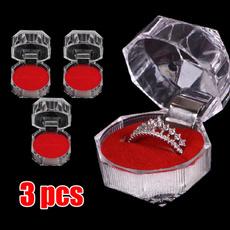 ringorganizer, clearringbox, acrylicbox, Jewelry
