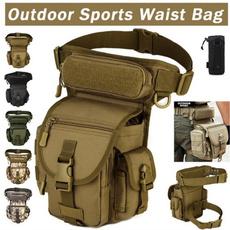 Outdoor, Waist, Hiking, Waterproof