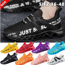 Plus Size, Sneakers, Outdoor, Casual Sneakers