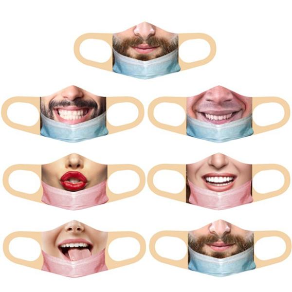 3dfacemask, adultprank, prankmask, halffacemask