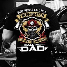 firefighterdadtshirt, fathershirt, Gifts, fathertshirt