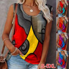 Summer, Vest, Fashion, blouseforwomen2021