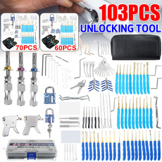 lockpicktool, unlockingpickingset, Keys, locksmithtool