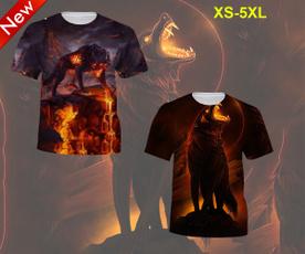 firewolf3dtshirt, Fashion, womentshir, Shirt