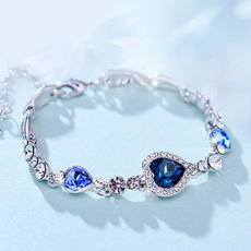 Blues, Heart, DIAMOND, Jewelry