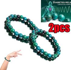 chrysocollabracelet, roundbracelet, curebracelet, Jewelry