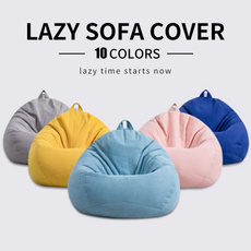 chaircover, beanbag, furniturecover, Home & Living