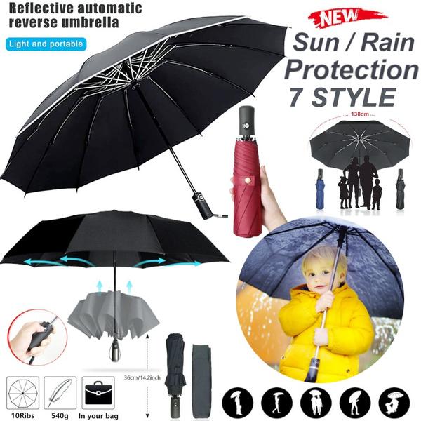 rainumbrella, Fashion, Umbrella, windproofumbrella