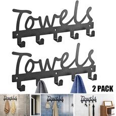 Wall Mount, bathroomtowelstorage, handtowelrack, bathroomorganizersandstorage