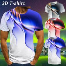 Summer, Men, 2021new, short sleeved tshirt