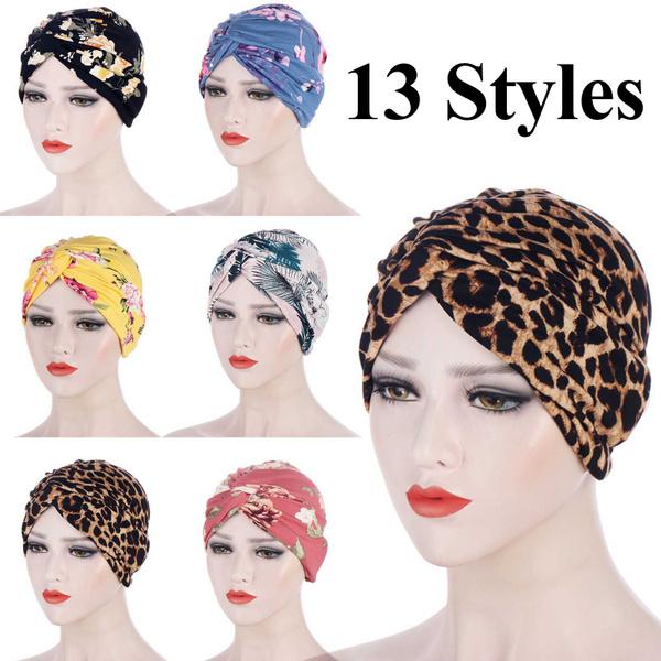 Head, Fashion, turbanhairband, Leopard