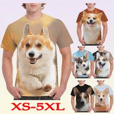 Mens T Shirt, Fashion, Necks, animal print