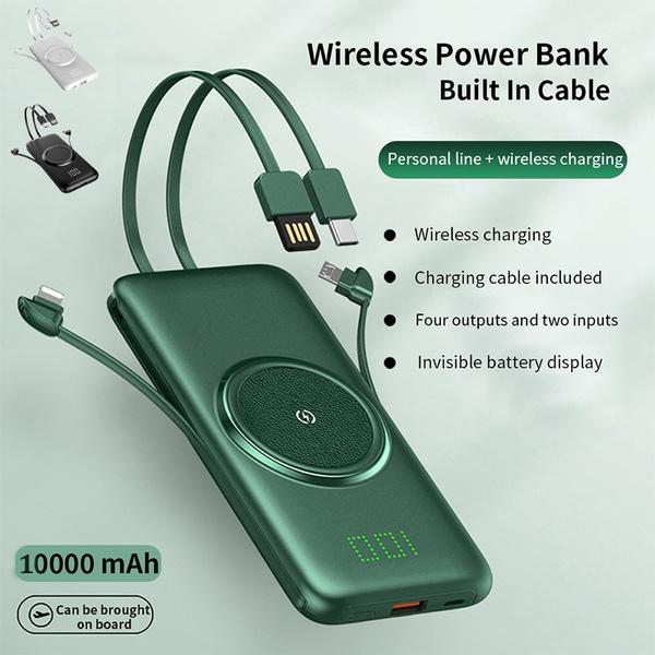 powerbankwirelesscharging, iphone12, charger, Phone