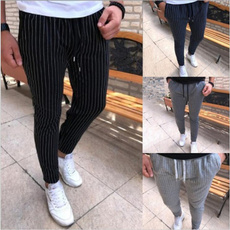 Summer, trousers, Casual pants, men trousers