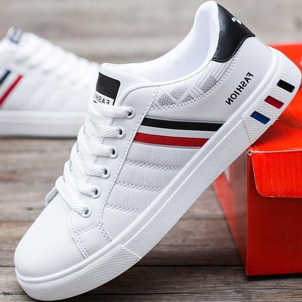 casual shoes, Summer, walkingshoesformen, streetsneaker