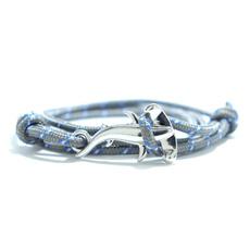 Shark, rope bracelet, Jewelry, camping