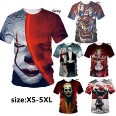 clowntshirt, Summer, Fashion, Necks