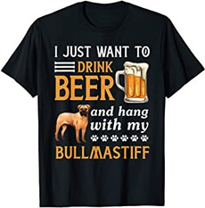 And, bullmastiff, Gifts, With
