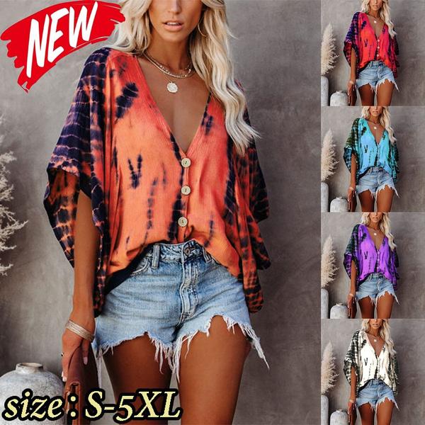 blouse, Plus Size, womens top, Tops & Blouses