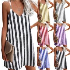 Summer, Fashion, Dress, Women's Fashion