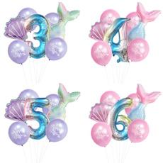 figure, Gifts, Balloon, Princess