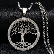 Steel, Silver Jewellery, Jewellery, necklace women