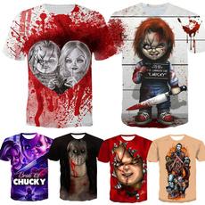 Shorts, horrormovietshirt, Sleeve, Movie