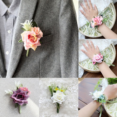 Bridesmaid, Decor, Flowers, Jewelry