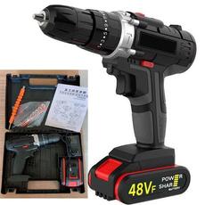 wooddrill, Electric, Battery, screwdriverdrill