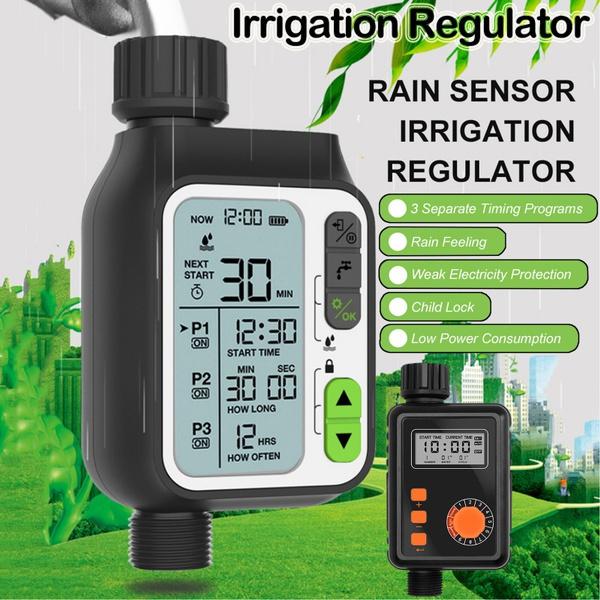automaticirrigationsystem, irrigationcontroller, Garden, faucettimeroutdoor