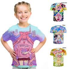 Summer, Funny T Shirt, Japanese, Japanese Anime