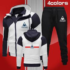Casual Jackets, Fleece, hooded, Sleeve