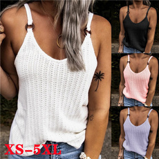 halter top, Tanktops for women, #Summer Clothes, Plus Size