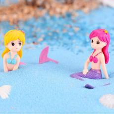 cute, Decor, mermaid, Tank