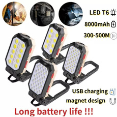 Flashlight, ledworklightlamp, Adjustable, led