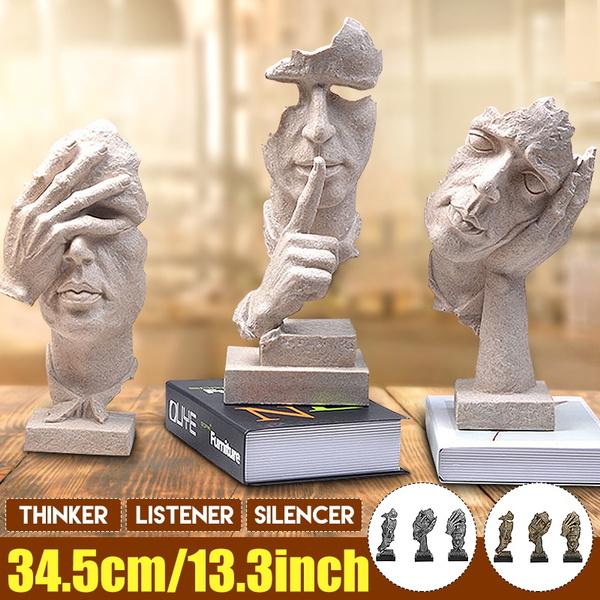Figurine, desktopornament, art, decorationtool