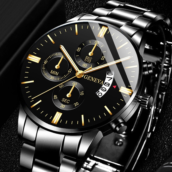 Fashion, Stainless Steel, Watch, Watches
