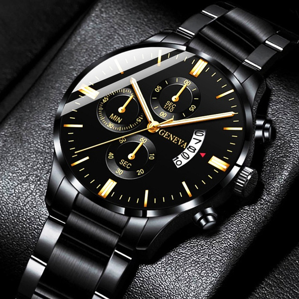 Steel, Fashion, meshbeltwatch, quartz watch