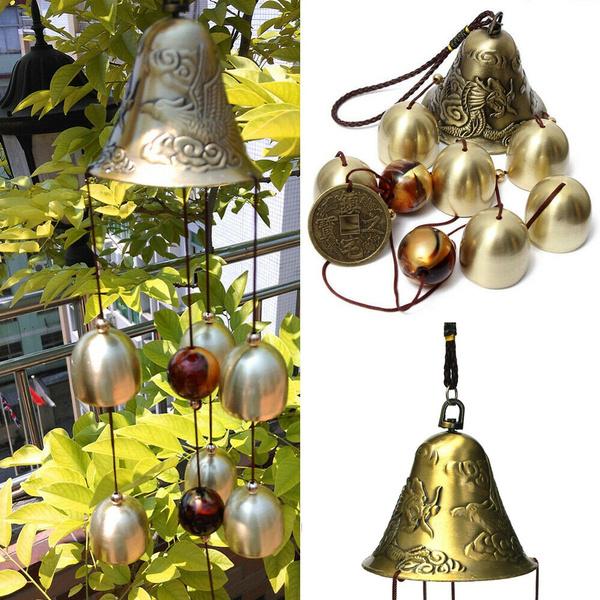 Traditional, Decor, Garden, hangingwindchime