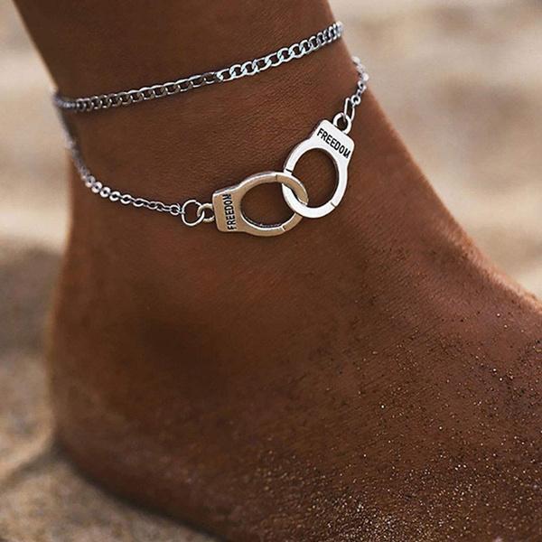 Summer, Adjustable, Anklets, Bracelet