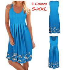 Summer, Shorts, sundress, Dress
