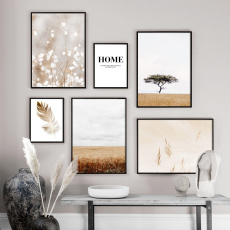 Plants, Cafe, Wall Art, Home Decor