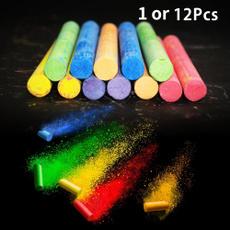 School, art, Color, blackboard