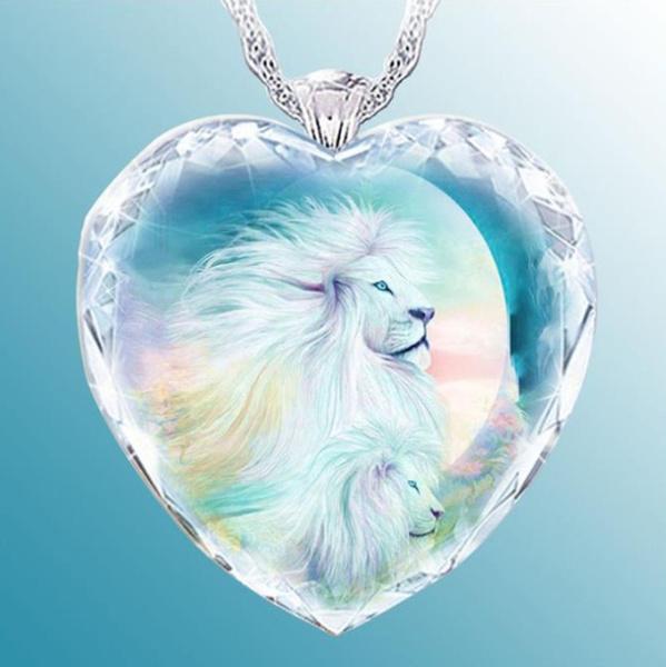 Necklace, lover gifts, Elegant, heart pendant